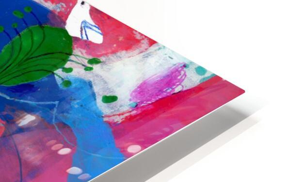 Pearl Seeker HD Sublimation Metal print
