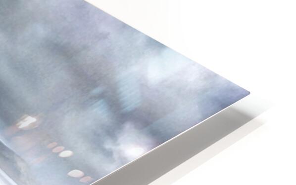 Kirkjufell HD Sublimation Metal print