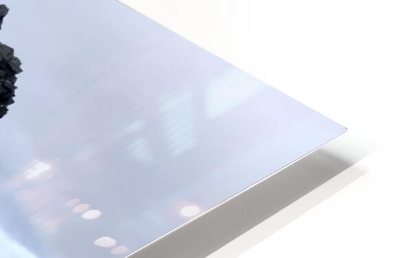 Hvitserkur HD Sublimation Metal print