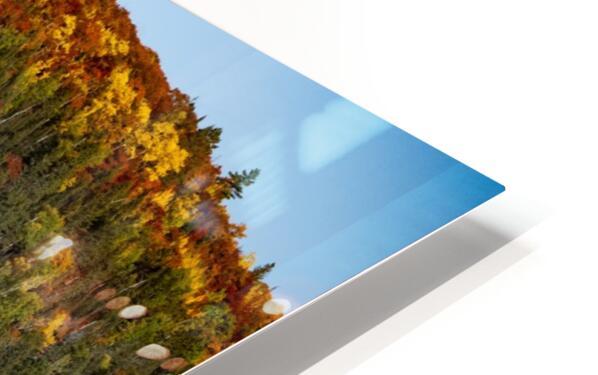 Lax Lake Mn HD Sublimation Metal print