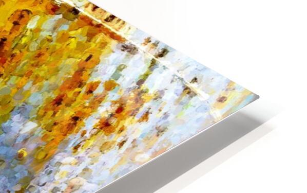 Rusty Barrel HD Sublimation Metal print