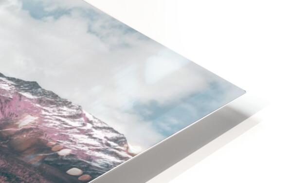 Color change HD Sublimation Metal print
