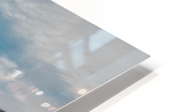 Couleurs dautomne Riviere York 2 Impression de sublimation métal HD