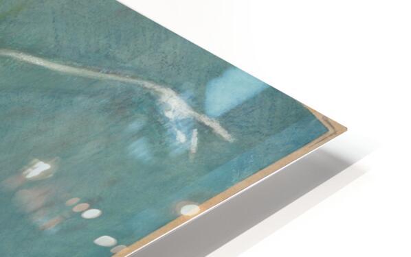 0052 HD Sublimation Metal print