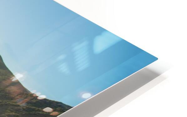 Big Sur HD Sublimation Metal print