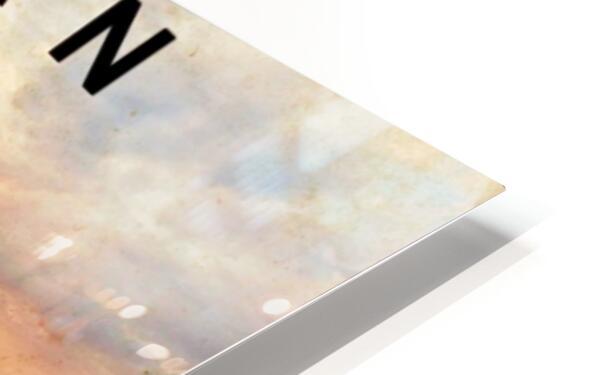 Han Lue HD Sublimation Metal print