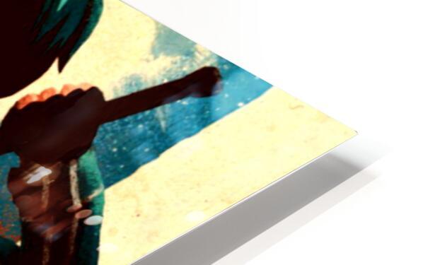 Kirito SWORD ART ONLINE HD Sublimation Metal print