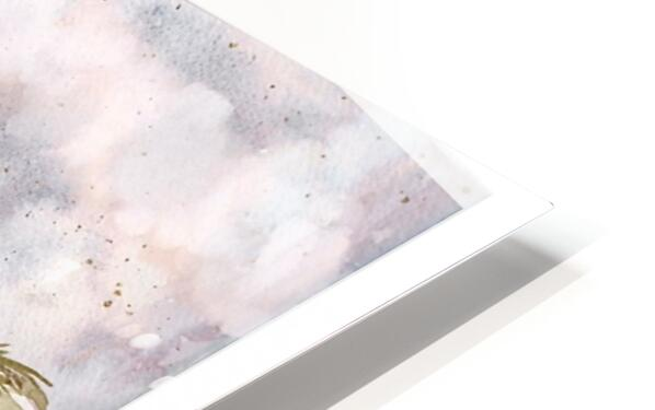 Timeless HD Sublimation Metal print