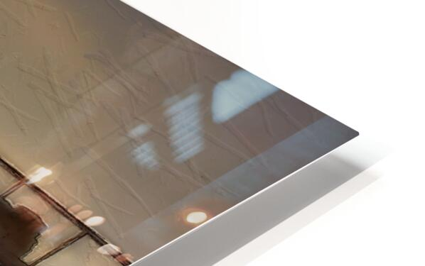 NYSunset HD Sublimation Metal print