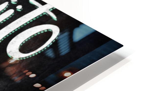 Mojito HD Sublimation Metal print