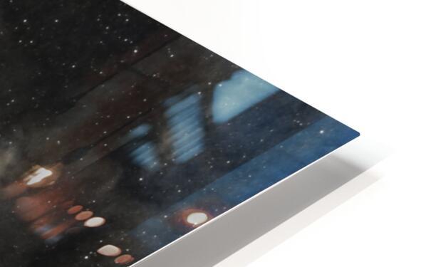 Soul Nebula HD Sublimation Metal print