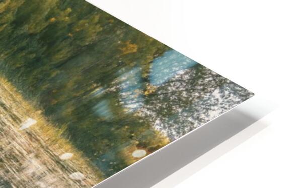 Monet style 4 HD Sublimation Metal print