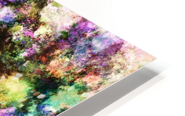 Second guess HD Sublimation Metal print