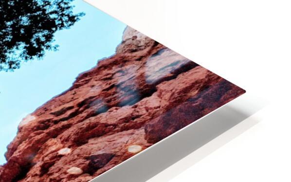 Bryce Canyon II HD Sublimation Metal print