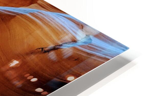 Ebb and Flow HD Sublimation Metal print
