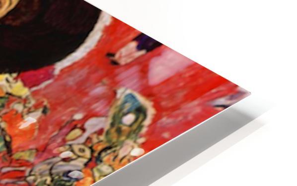 Portrait of Bloch-Bauer HD Sublimation Metal print
