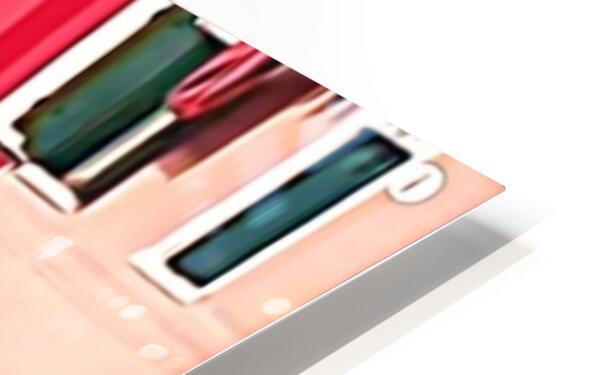 Venisp2 HD Sublimation Metal print