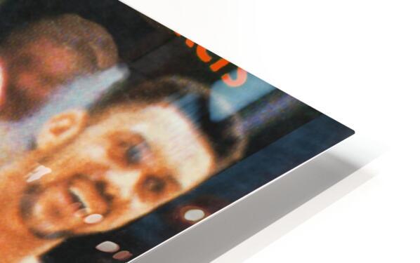 1988 New York Knicks Mark Jackson HD Sublimation Metal print