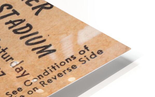 1947 Princeton vs. Penn HD Sublimation Metal print