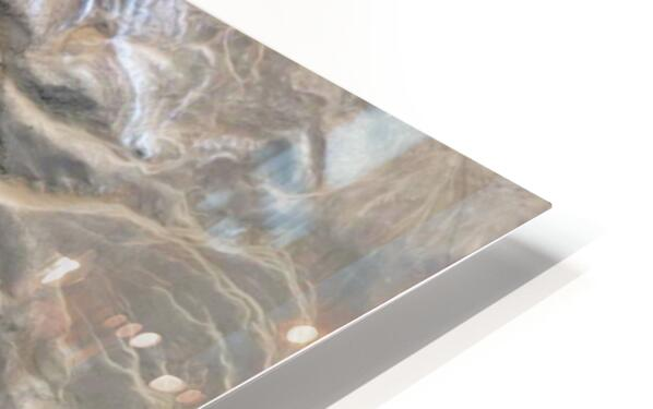 touch HD Sublimation Metal print