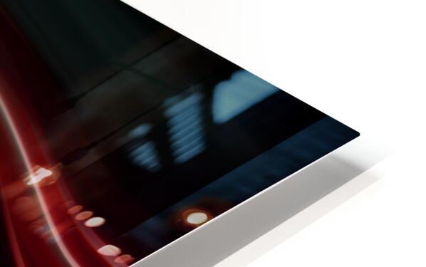 LAVA WAVE 2 HD Sublimation Metal print