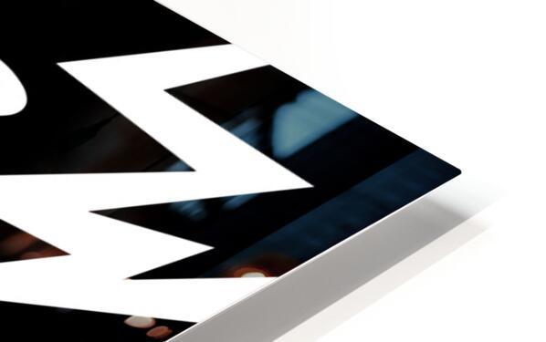 BATTLE HD Sublimation Metal print