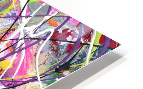 Moving II HD Sublimation Metal print