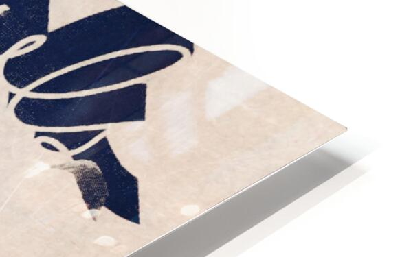 1933  Rice Owls Football HD Sublimation Metal print