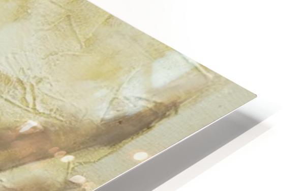 Eggplant HD Sublimation Metal print