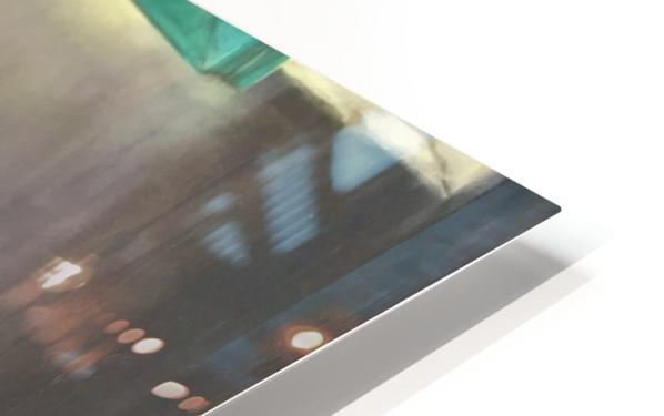 The Nutmeg Sorter HD Sublimation Metal print