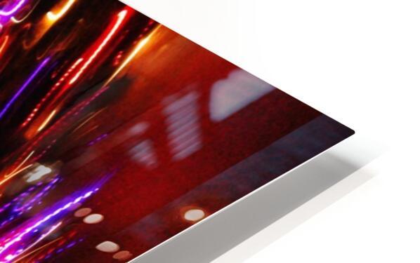 Lights15 HD Sublimation Metal print