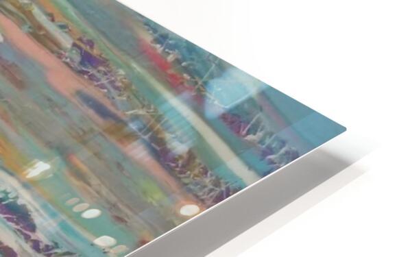 Arcadia Full Painting HD Sublimation Metal print