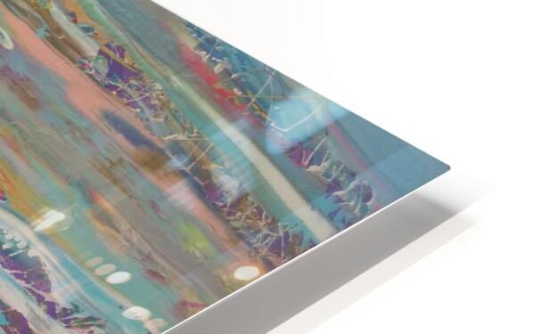 arcadia Panel 2 HD Sublimation Metal print