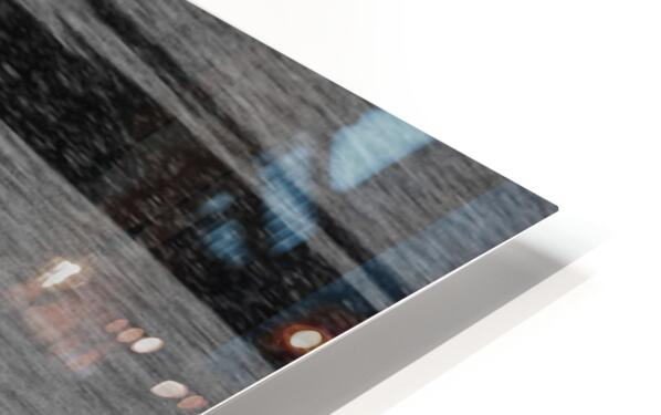 It's raining again HD Sublimation Metal print