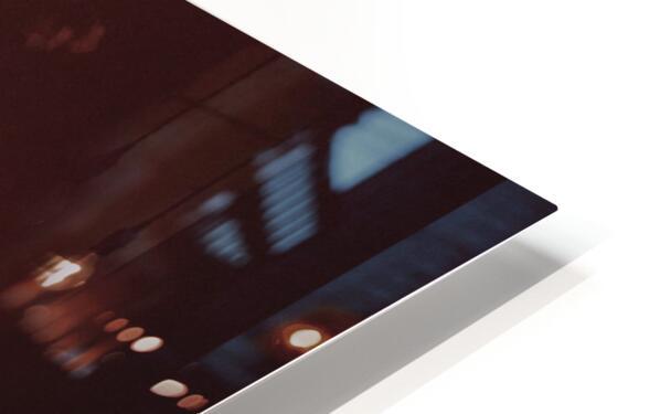 Lights54 HD Sublimation Metal print