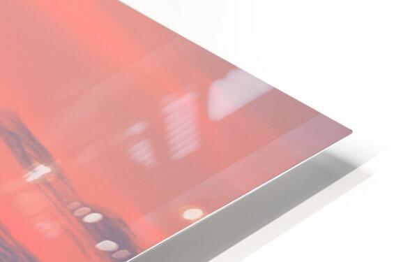 Rosy Retreat  HD Sublimation Metal print
