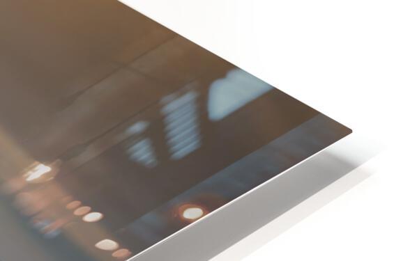 Rocher Perce et son Quai Impression de sublimation métal HD