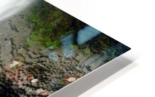 Spray HD Sublimation Metal print