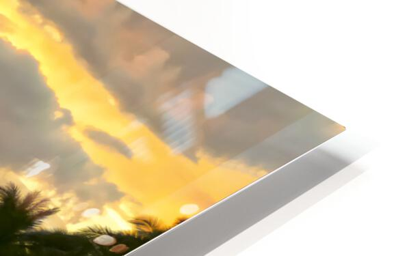 Beautiful Hawaii HD Sublimation Metal print
