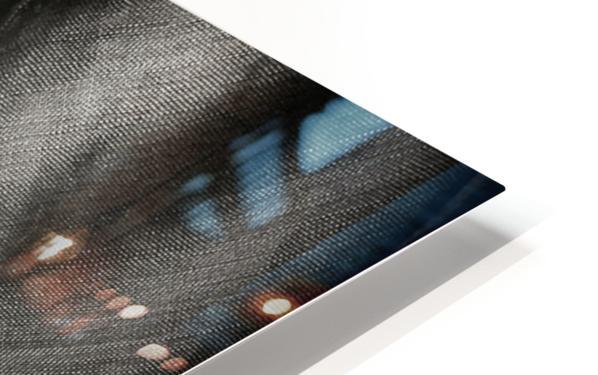 Hood by azalaka   HD Sublimation Metal print