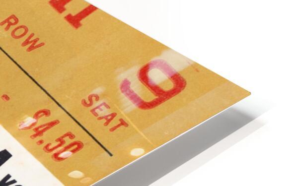 1964 North Carolina vs. Duke HD Sublimation Metal print