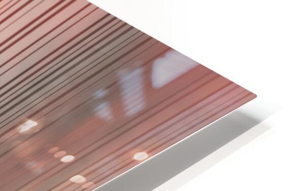 Funky Petroleum I HD Sublimation Metal print