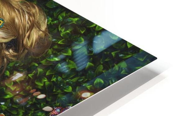 Tembleque IV HD Sublimation Metal print