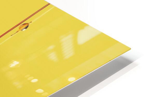 Highliner I HD Sublimation Metal print