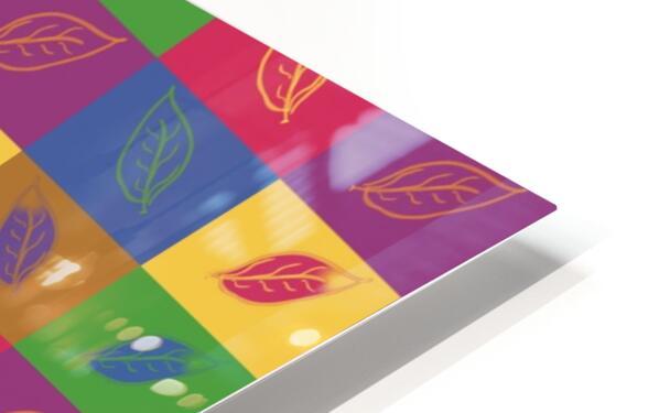 Carreaux  HD Sublimation Metal print