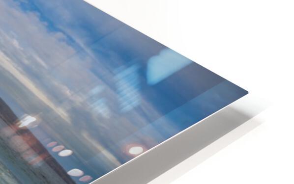 Ecume  a Perce Impression de sublimation métal HD