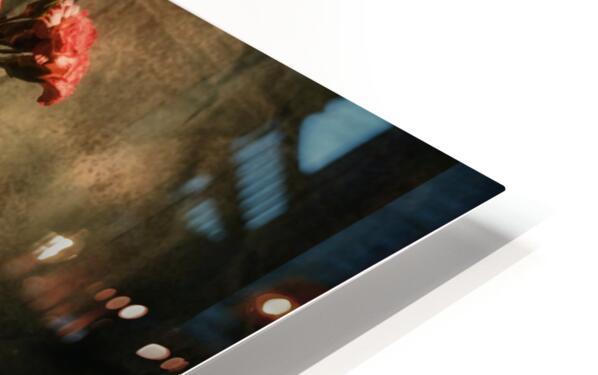 Montagne et Zen HD Sublimation Metal print