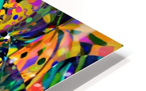 Tissage originel HD Sublimation Metal print