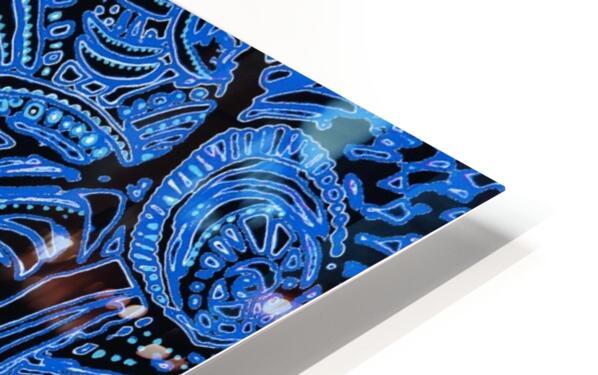 La source en Eveil HD Sublimation Metal print