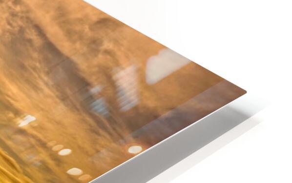 Whoosh  HD Sublimation Metal print